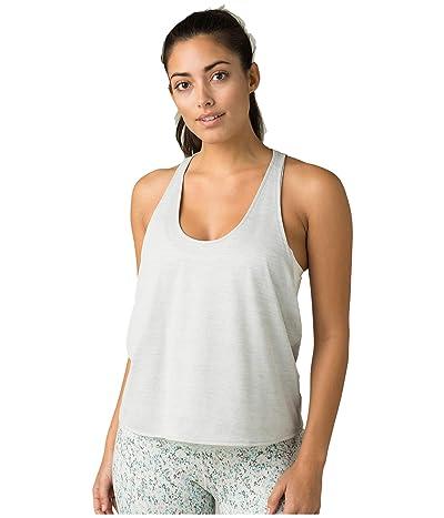 Prana Florette Tank Top (Soft White) Women
