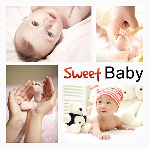 Sweet Baby Baby Lullabies For Sleep Gentle Rain For Sleeping Sweet Dreams With Soothing Music By White Noise For Baby Sleep On Amazon Music Amazon Com