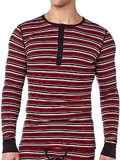 Men's Essential Long Sleeve Henley