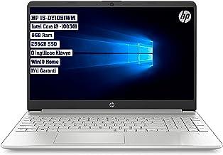 "2021 Newest HP 15.6"" HD Screen Laptop, 10th Generation Intel Core i3-1005G1 Dual-Core Processor, 8 GB DDR4 RAM, 256 GB PCI..."