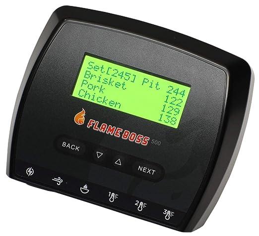 Flame Boss 500-WiFi Smoker Controller - Technologically Advanced