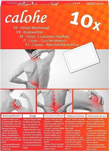 Cerotto termico per schiena, spalle, collo, addome I Cuscinetto riscaldante, dispenser di calore per massaggio e rela...