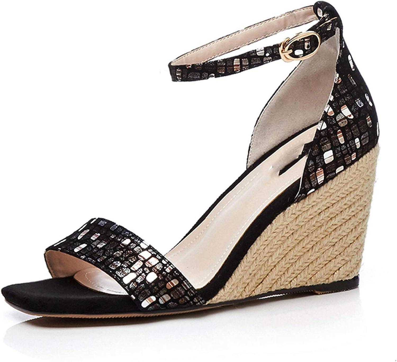 GO-SAMSARA heels Casual Buckle shoes Sandalias High Heel Sandals Summer shoes ZYL2726