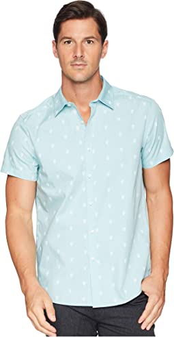 Short Sleeve Pineapple Shirt