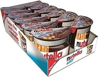 NUTELLA ヌテラアンドゴー 12パック ヌテラとクラッカーのセット