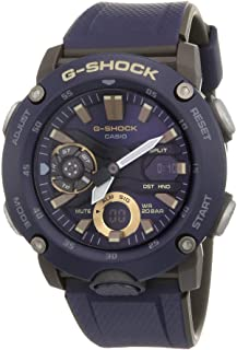 Casio G-Shock Analog-Digital Blue Dial Men's Watch-GA-2000-2ADR (G951)