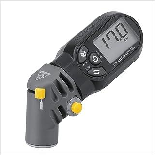 Topeak SmartGauge D2 Digitale precisie-manometer, grijs, één maat