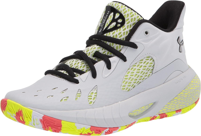 Under Armour Unisex-Child HOVR Havoc 3 Basketball Shoe
