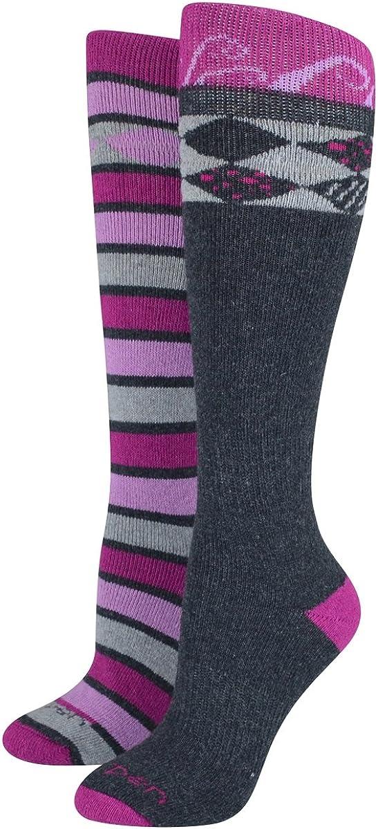 Lorpen Women's Merino Socks (2-Pack)