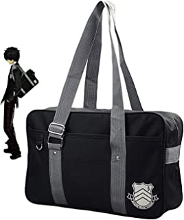 Game Persona 5 P5 Joker High School JK Bag Uniform Ren Amamiya Shoulder Bags