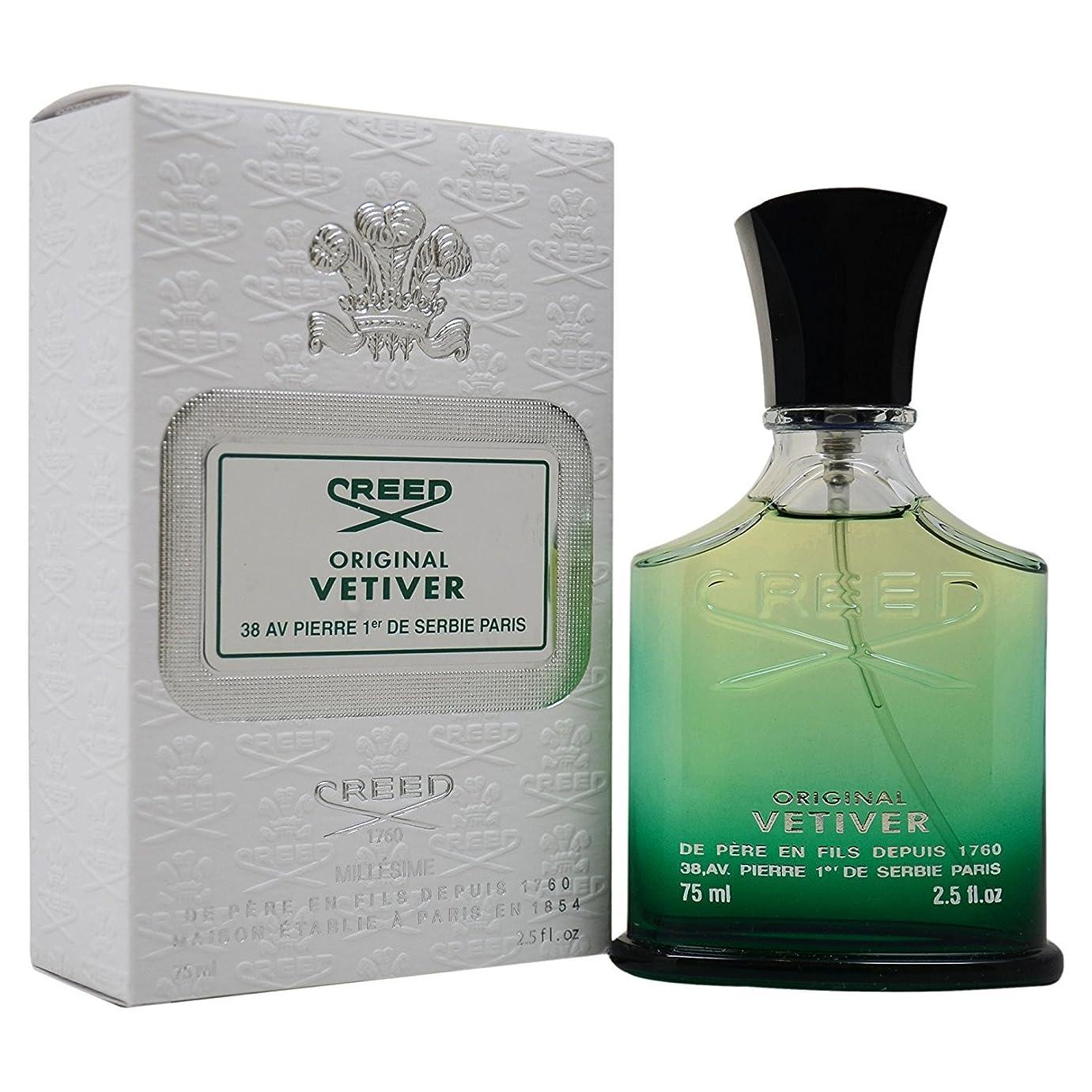 一回第五みがきますCreed Vetiver Original (クリード ベチバーオリジナル) 2.5 oz by Creed for Men