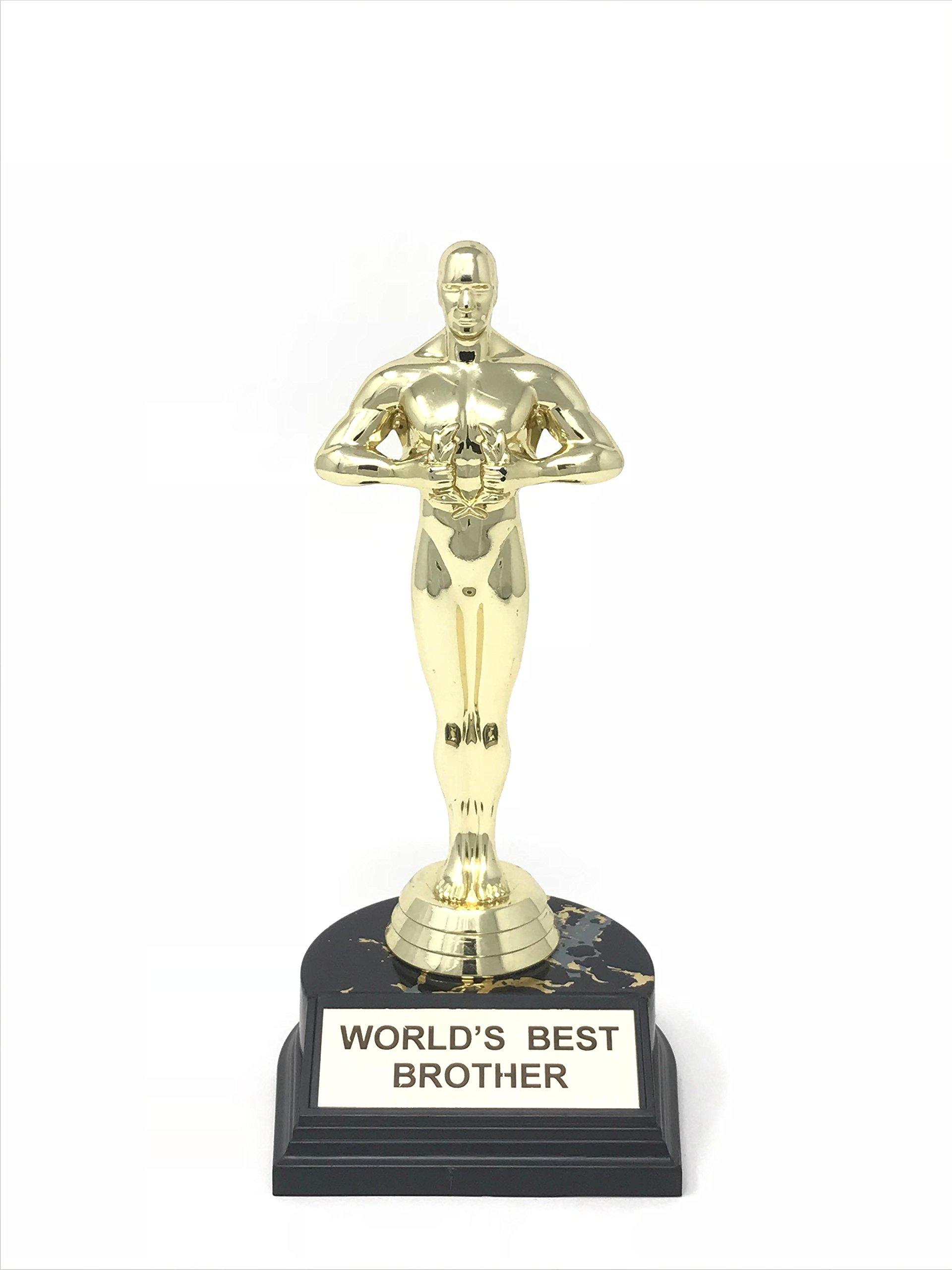 BEGUM9 Worlds Best Brother Trophy 7