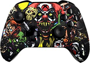 5000+ Modded Controller for Microsoft Xbox One - Works on All Shooter Games - Multiple Colors Available (Scary Party)