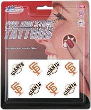 Rico MLB Tattoo Set (8 Piece) Small Black