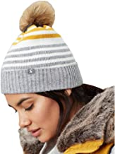 Outdoor Look Womens//Ladies Balintore Knitted Pom Pom Ski Hat