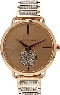 Michael Kors Women's Quartz Watch analog Display and Stainless Steel Strap, MK3853