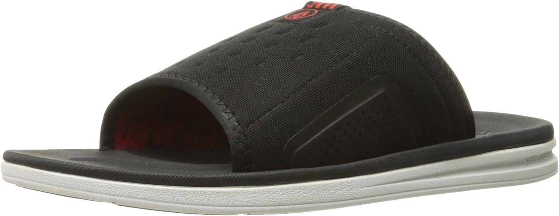Volcom Mens Draft flip Flop Slide Sandal Sandal