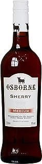 Osborne Medium Sherry, 15% 1 x 0.75 l
