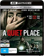 Quiet Place, A   Blu-ray + UHD