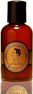 ジェイエススローン(JS Sloane) ビアードオイル BEARD OIL [メンズ  スキンケア 髭] ヘアオイル/スキンオイル/保湿/マスタッシュ (60ml)