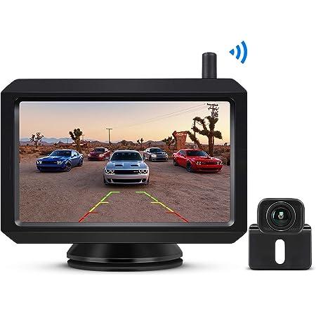 Boscam K7 Drahtlos Digital Rückfahrkamera Set Mit Elektronik