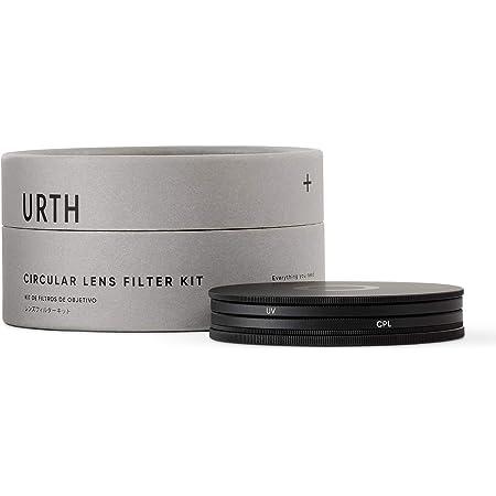 Urth x Gobe - Kit de filtres pour Objectif 77 mm : UV et Circulaire polarisant (CPL) (Plus+)