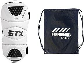 STX Cell 3 Lacrosse Arm Pad Bundle