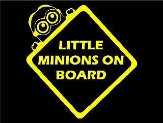 Diamond Graphics Little Minions On Board (6
