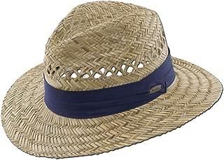Panama Jack Safari Straw Hat - Lightweight, 3