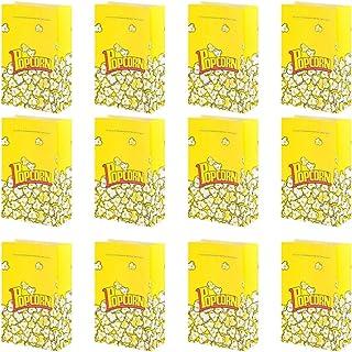 Lot de 36 sachets /à friandises en papier recyclables pour enfants Motif football 13 x 22 x 8,1 cm