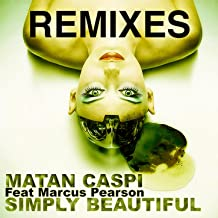 Simply Beautiful (Feat. Marcus Pearson) (Max Martinez Afrotech Mix)