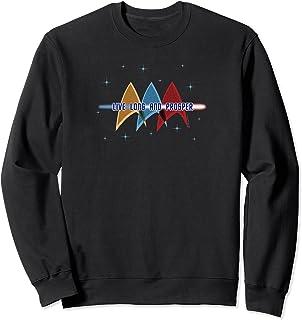 Star Trek: la série originale Live Long et Prosper Deltas Sweatshirt