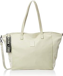 PUMA Womens Shopper Bag, Beige - 076601