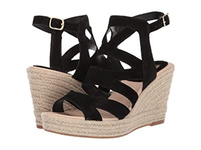 Sofft Shandy (Black Cow Suede) Women