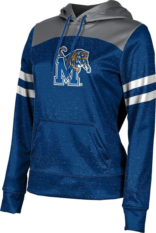 ProSphere University of Memphis Girls' Pullover Hoodie, School Spirit Sweatshirt (Gameday)