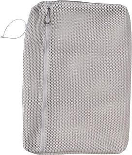 MUJI 3D Air Mesh Gusset Case, Light Gray - Large/37.5 x 25 x 5 cm