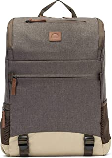 PARIS Maubert Mochila tipo casual, 43 cm, 16 liters, Gris