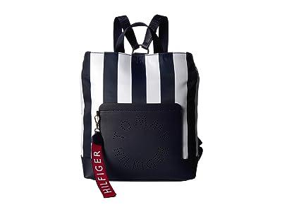 Tommy Hilfiger Virden Backpack (Multi) Backpack Bags