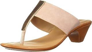 BATA Women's Venice Thong Fashion Slippers