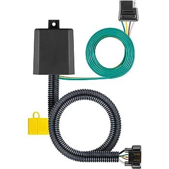 Amazon.com: CURT 56420 Vehicle-Side Custom 4-Pin Trailer Wiring Harness,  Select Hyundai Palisade, Santa Fe, Kia Telluride: AutomotiveAmazon.com