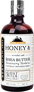 Beekman 1802 Honey Orange Blossom Scented Body Wash