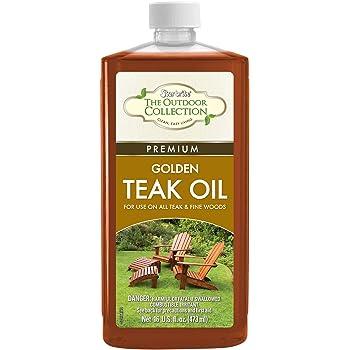 Star brite 52216 Premium Teak Oil, 16 oz.