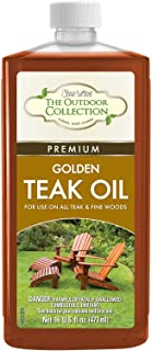 Star brite 52216 Premium Teak Oil, 16 oz.