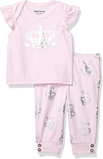 Juicy Couture Girls Pieces Pants