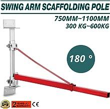 Howardee Extendable 75-110cm Electric Hoist Support Arm 600KG Scaffold Lifting Braket