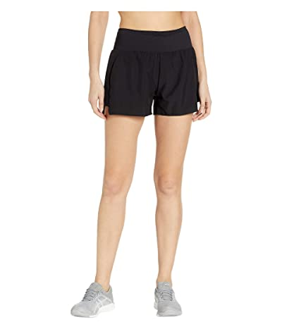 ASICS 3.5 Shorts (Performance Black) Women