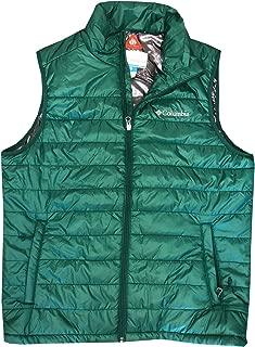 Columbia Men's Crested Butte II Omni Heat Puffer Vest 2017