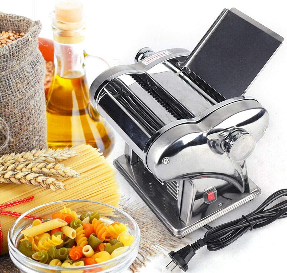 DNYSYSJ Electric Noodle Machine Sale item Opening large release sale 135W Dumpling Device Skin Dough