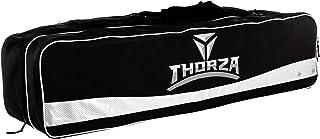 Thorza Lacrosse Equipment Bag (Extra Large) Multi Pocket Storage for Lacrosse Sticks, Balls, Gloves, Cleats, Pads, Goalie ...