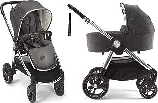 Mamas & Papas Ocarro Stroller and Carrycot Bundle (Chestnut)